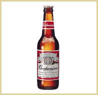 Budweiser - Rei das Cervejas com Arroz.